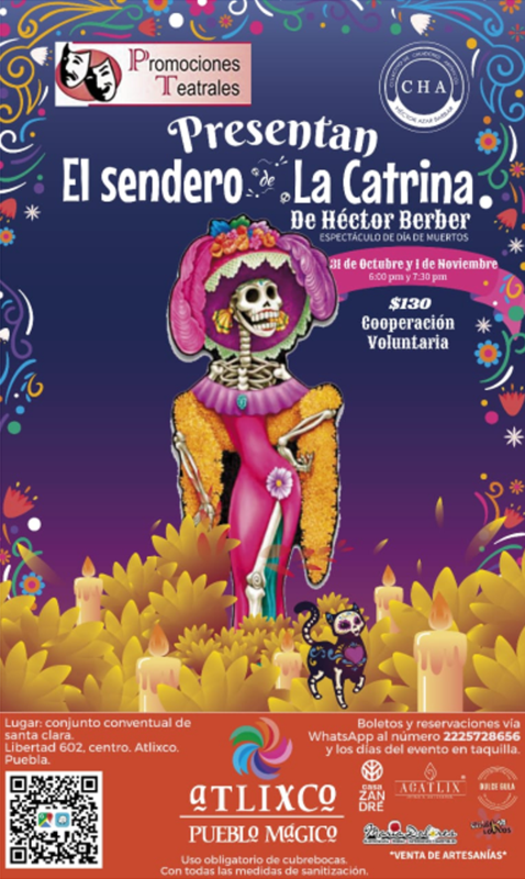 El Sendero de la Catrina (de Héctor Berber) Featured Photo