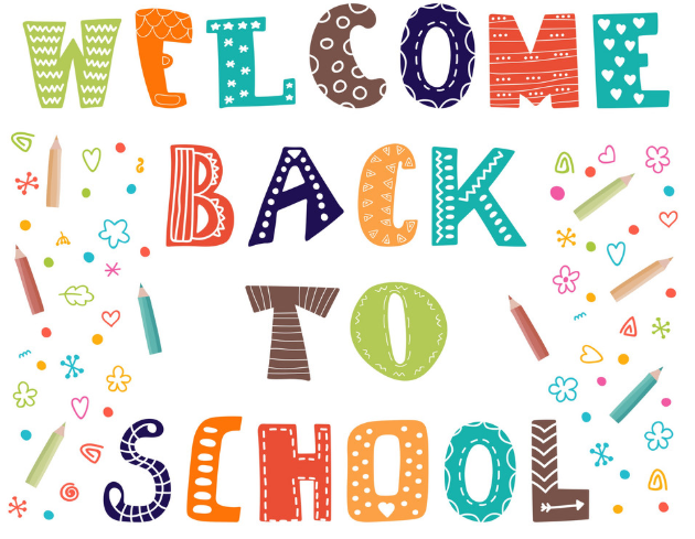 WELCOME BACK TO SCHOOL! Featured Photo