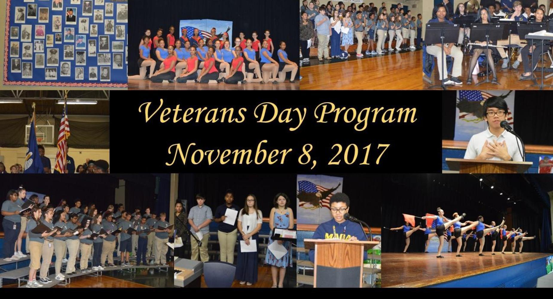 Veterans' Day 2017