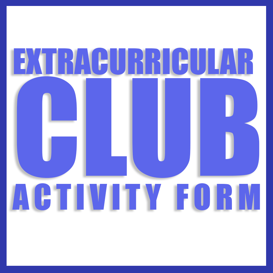 Activity Form