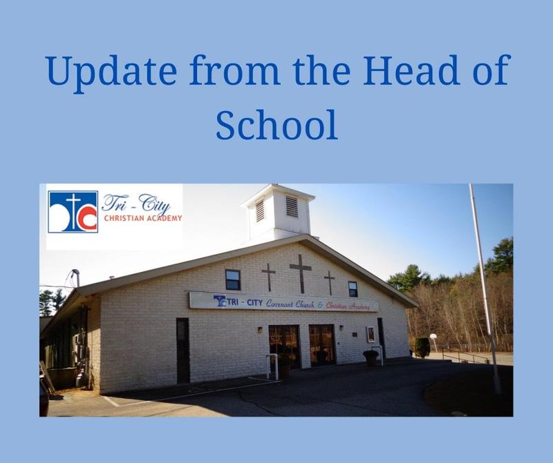 An Important Update from the Head of School Featured Photo
