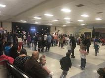 Our WatchDOG dads and Wood staff gave parents and students a chance to meet teachers in a new way...on the Dance Floor!