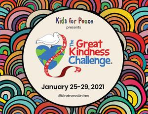 great kindness challenge flyer