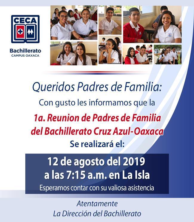 Aviso para Padres de Familia del Bachillerato Featured Photo