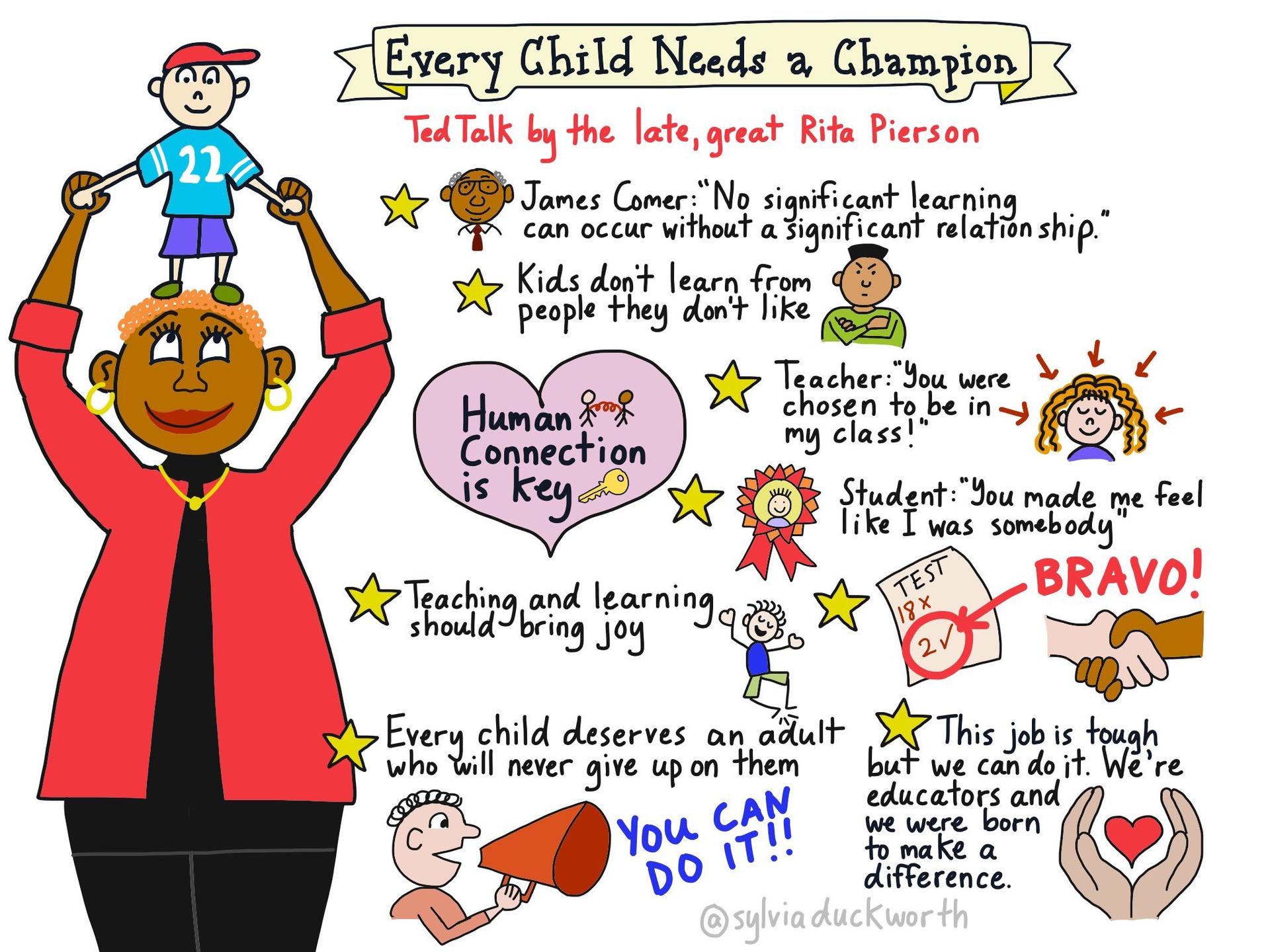 Every Child Needs A Champion