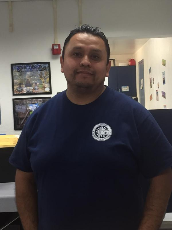 William Ochoa, RSS custodian