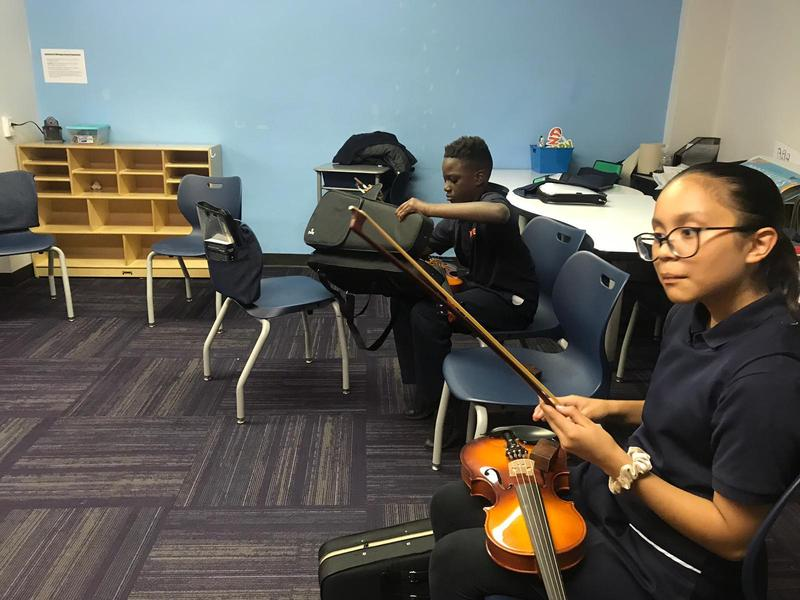 Violin and Piano - New Afterschool Program Offerings Featured Photo
