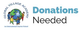 Donation needed
