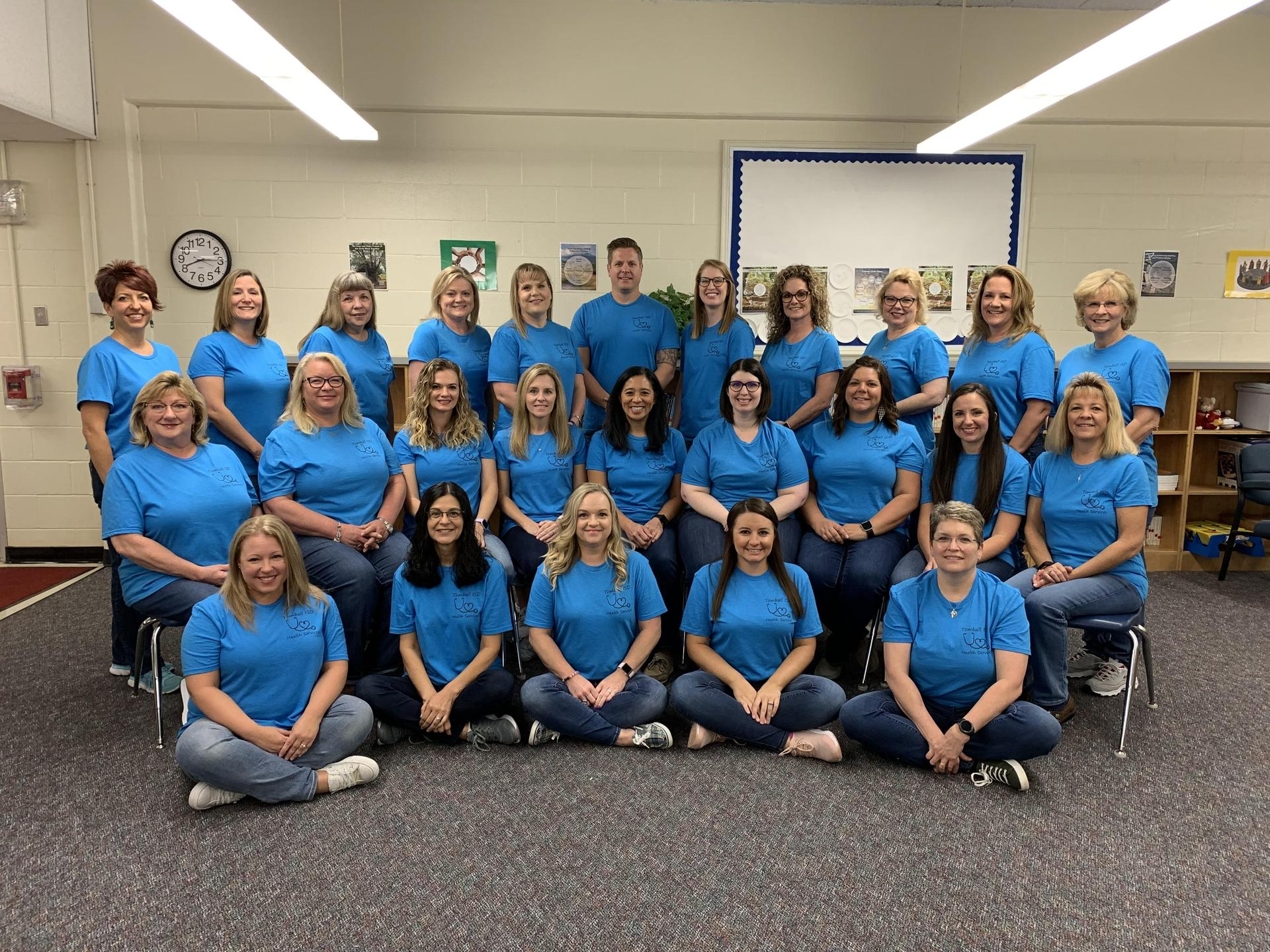 Health Services Department 2019-2020