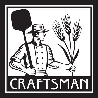 Craftsman Pizza Logo