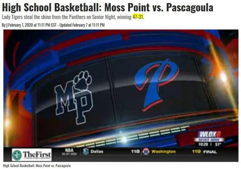 https://www.wlox.com/video/2020/02/08/high-school-basketball-moss-point-vs-pascagoula/?fbclid=IwAR2Bfj8FAjzeH9YszzRM0jZTLYW-eYGSel_JkxRNBa6vZ7fHYr6KJrlbtuA
