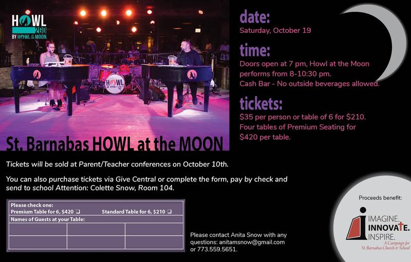 Get Your Howl at the Moon Tickets Today! Featured Photo