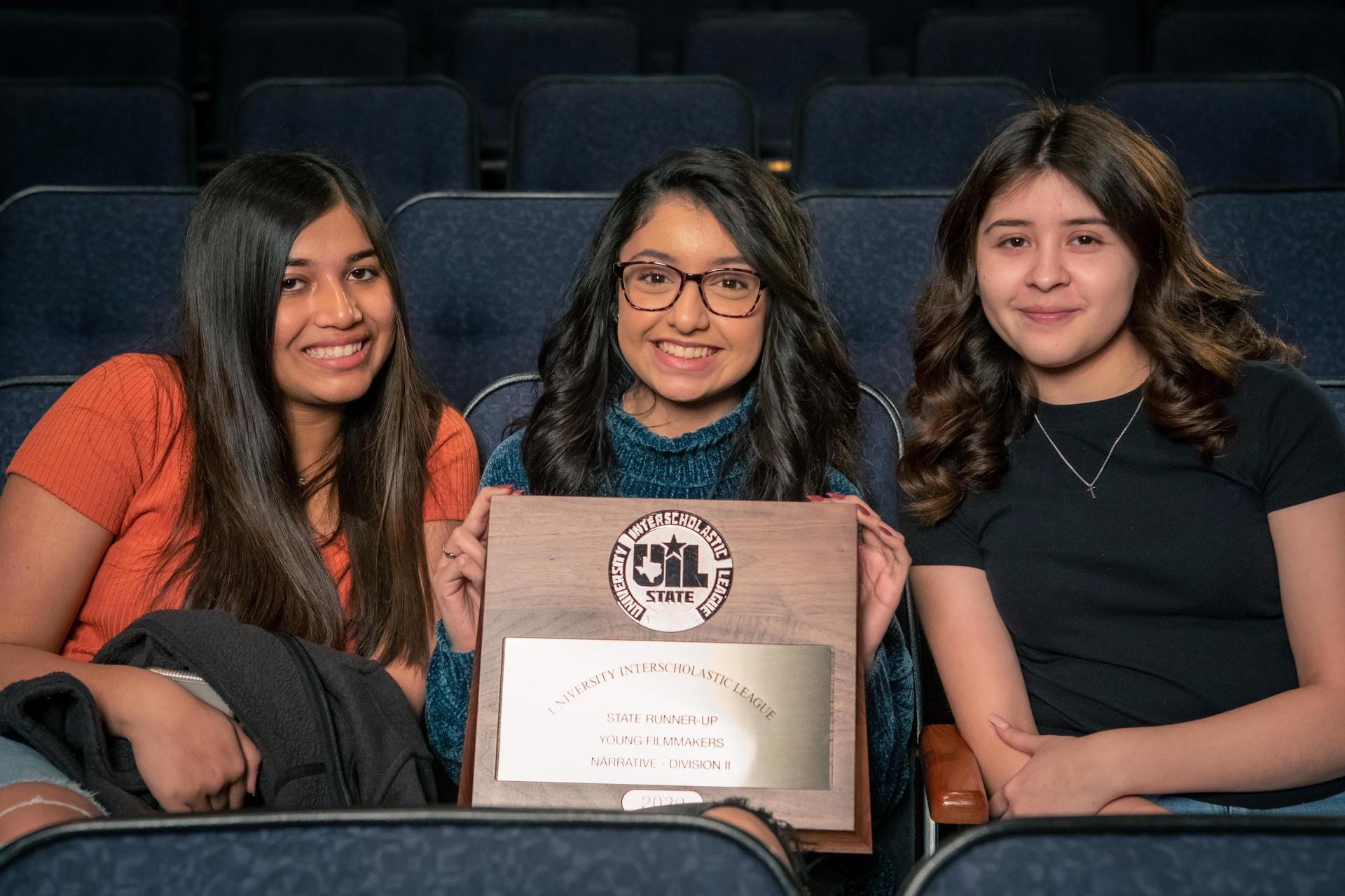 Deer Park High School Broadcast Journalism team