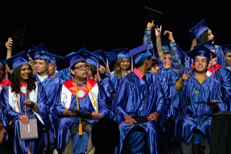 liberty academy graduating class