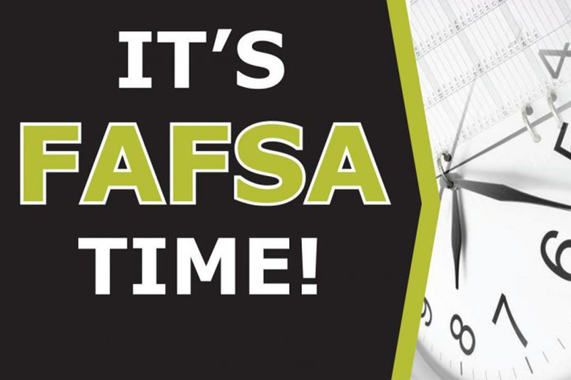 FAFSA Completion Workshop (10/17/19) Featured Photo