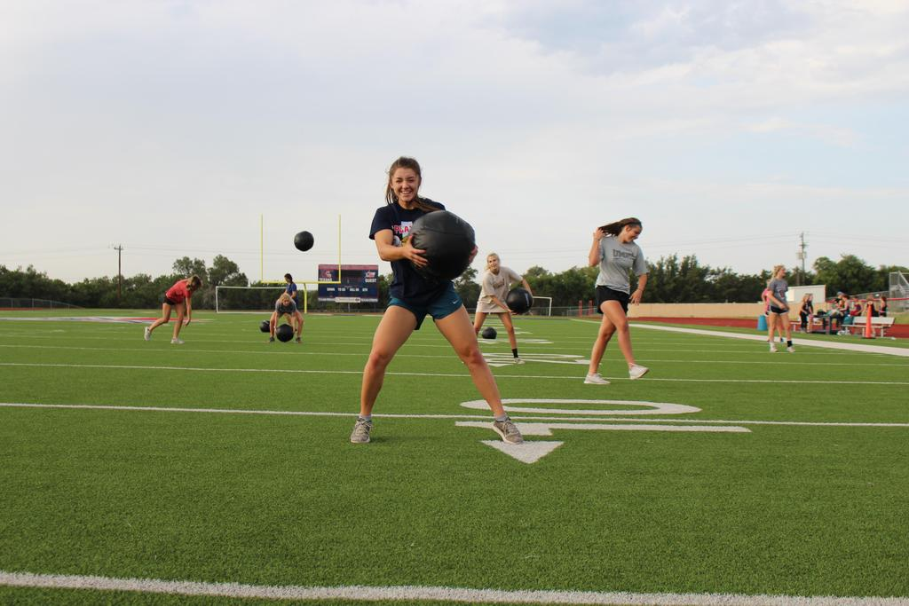 Texan Strength and Speed Camp