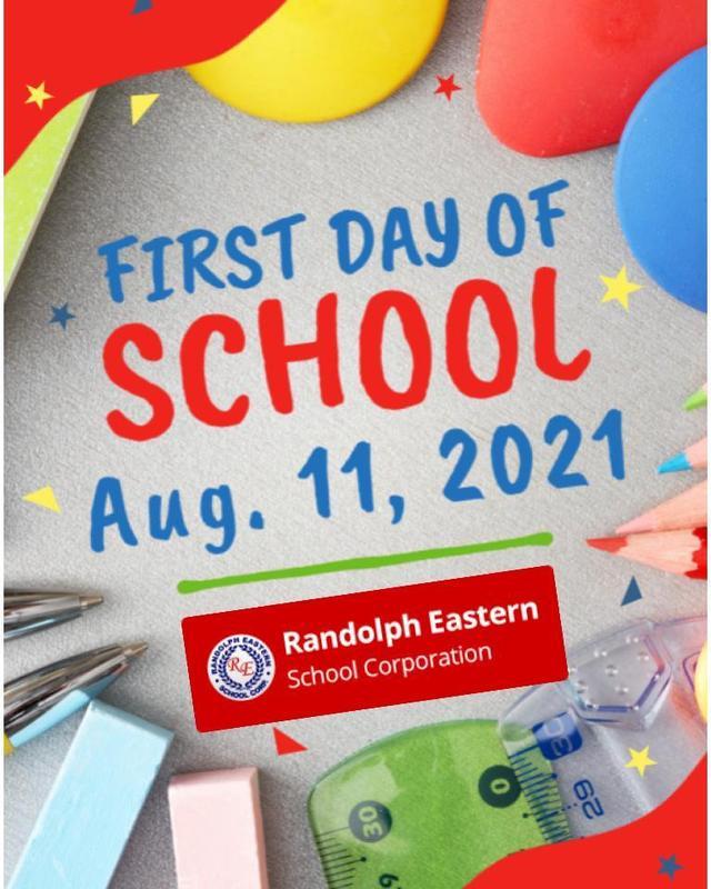School Begins August 11