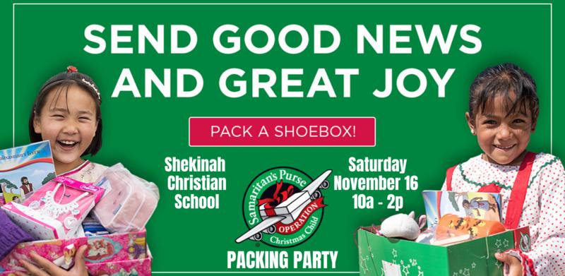 OCC Packing Party! | November 16th Thumbnail Image