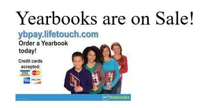 Yearbooks are on Sale! Featured Photo