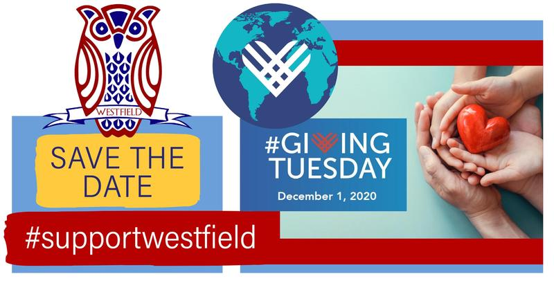 Giving Tuesday - SAVE THE DATE Featured Photo