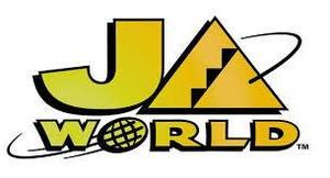 JA World Logo