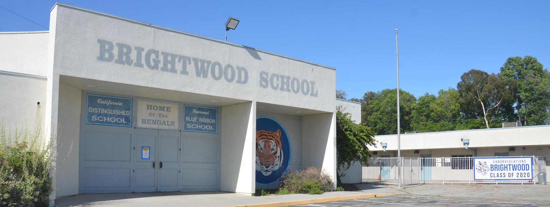 Brightwood Class of 2020 Banner