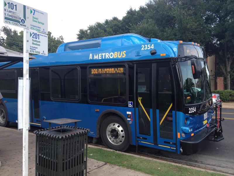 Community Information Item: Capital Metro Allows K-12 Student to Ride Free Thumbnail Image