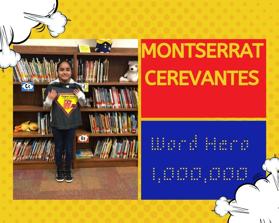 Montserrat Million Word Reader