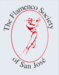 A clipart of a Flamenco dancer from The Flamenco Society of San Jose's website.