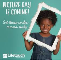 Picture Day is: Friday, September 13, 2019 Featured Photo