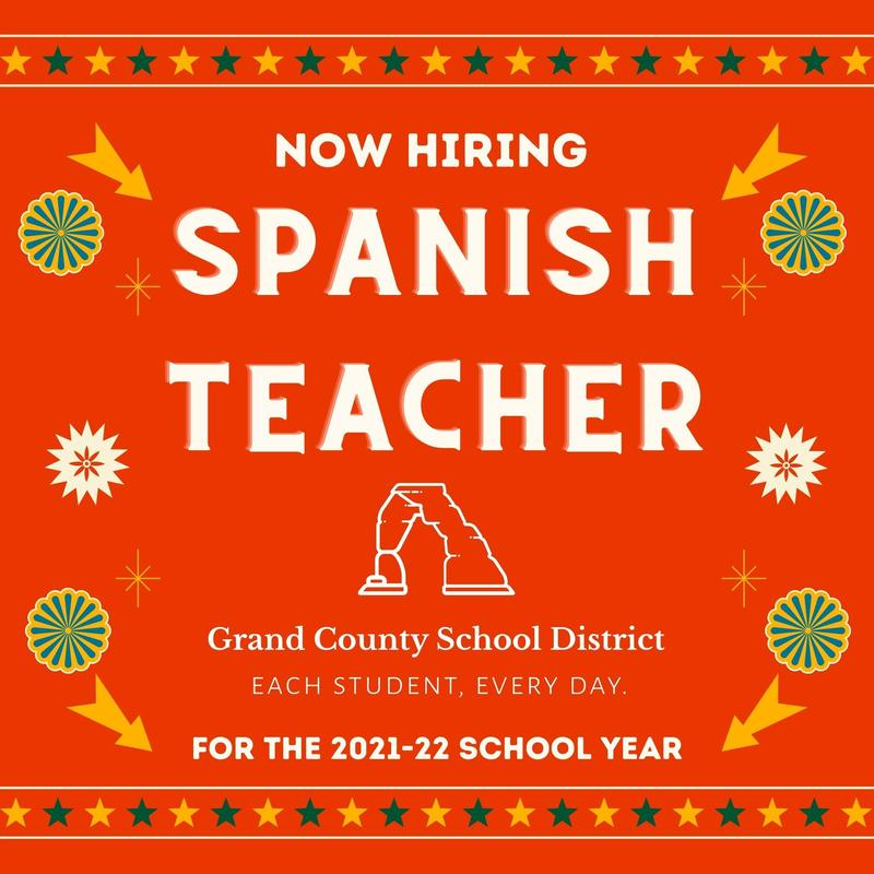 Hiring: Spanish Classroom Teacher at GCHS Featured Photo