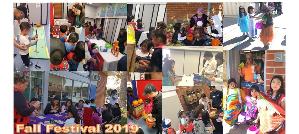 Fall Festival Celebration at DeMille