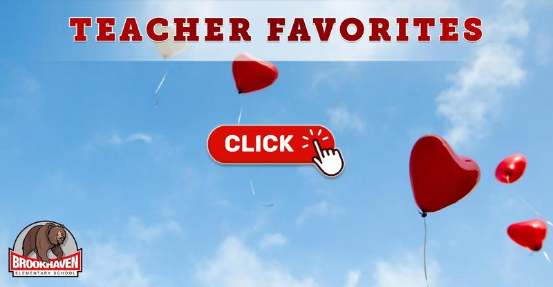 Teacher Favorites - Click Here to Download