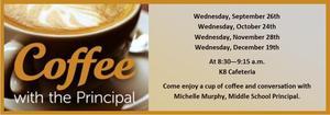 Coffee with Principal