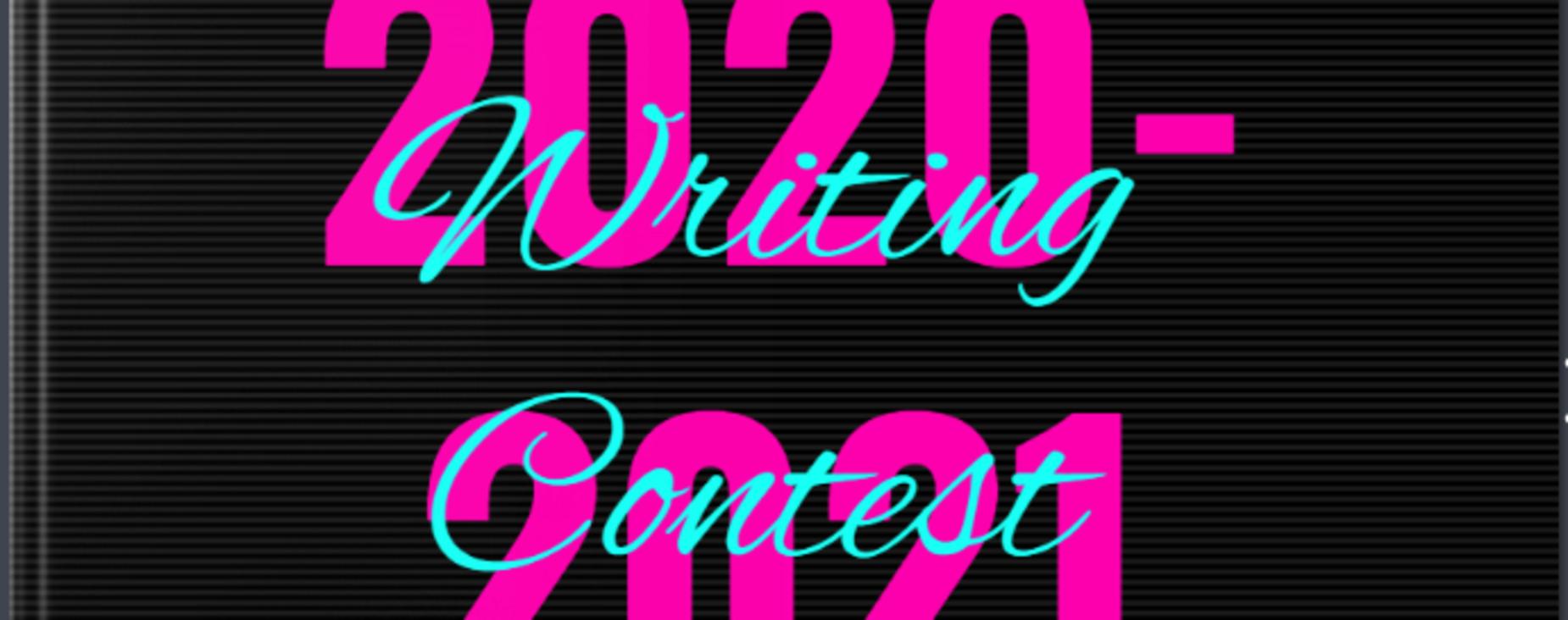 2020-2021 Writing Contest Digital book