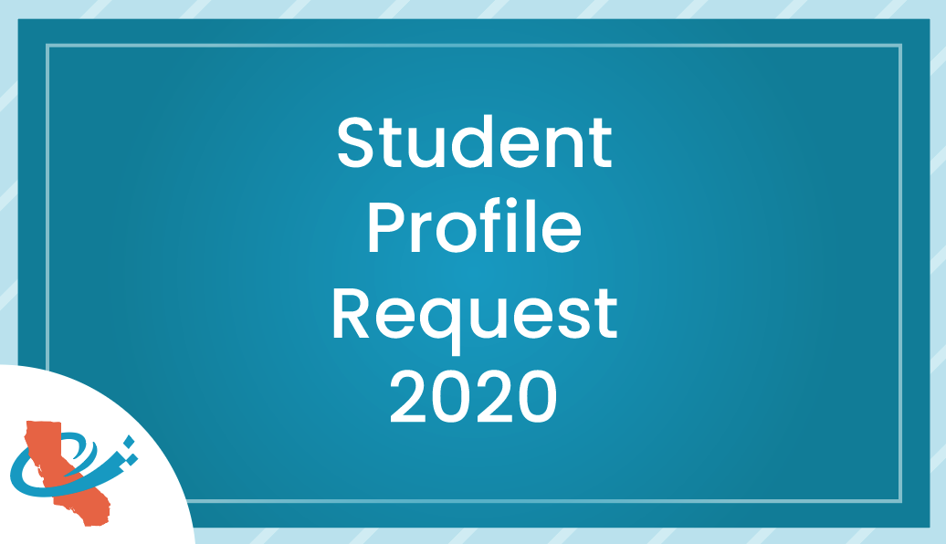 Student Profile Request 2020