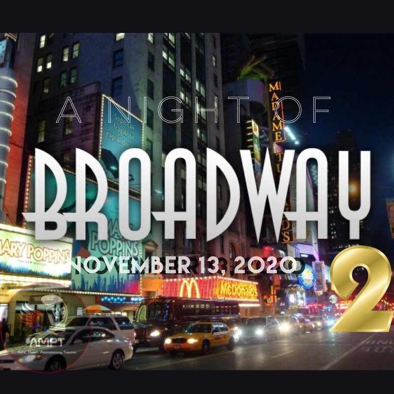 John Glenn HS Arts, Media, Professional Theatre Pathway Presents: A Night of Broadway Vol. 2 November 13, 2020 Featured Photo