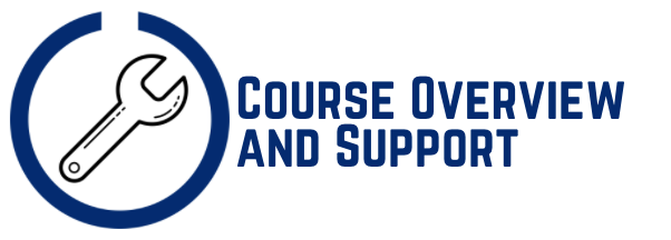 Course Overview and Support