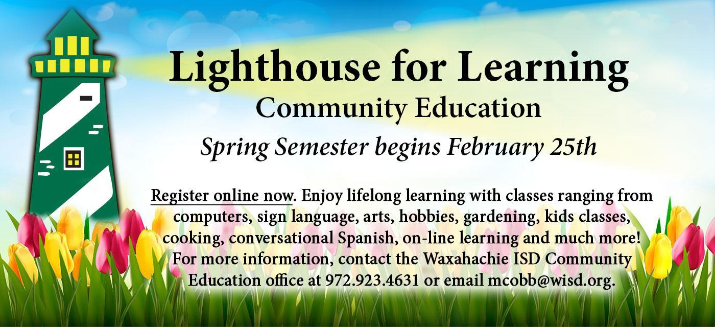 lighthouse for learning