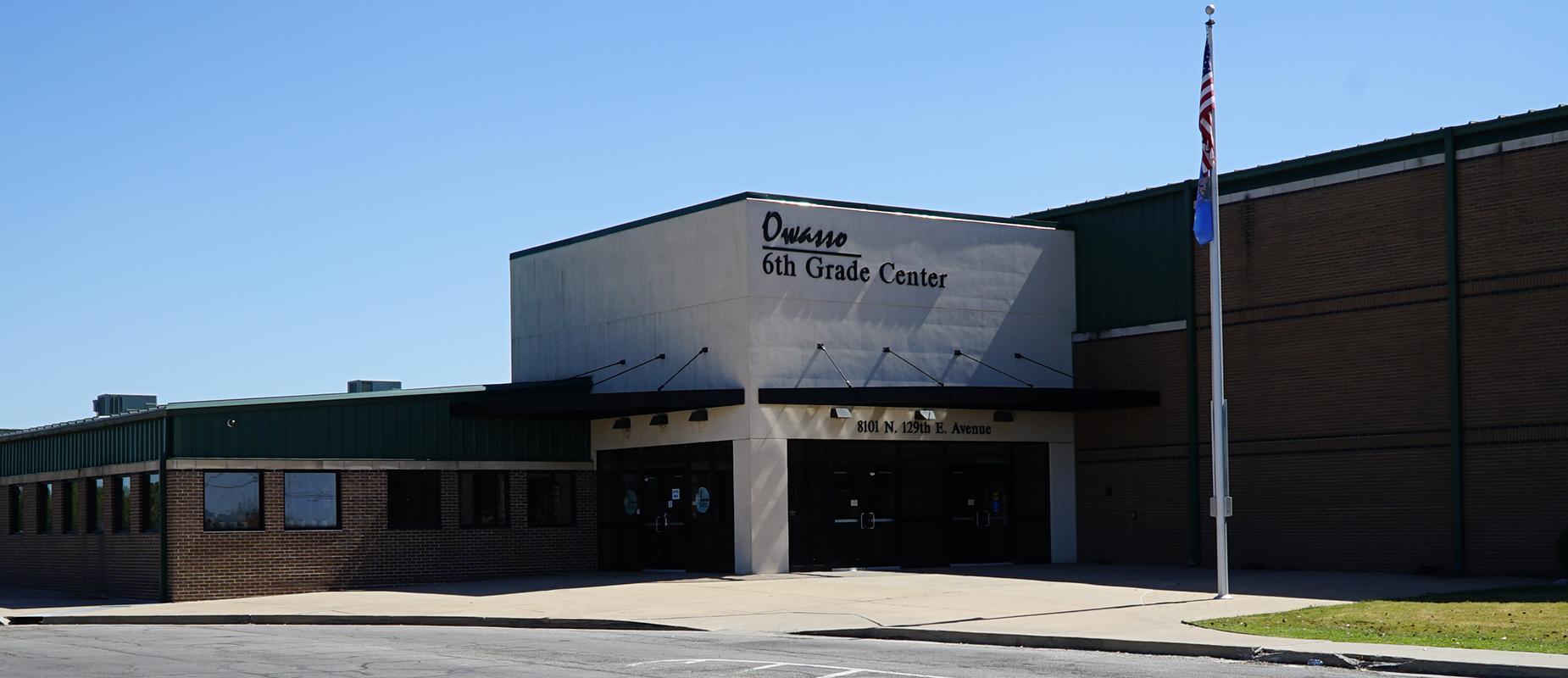 Owasso 6th Grade Center