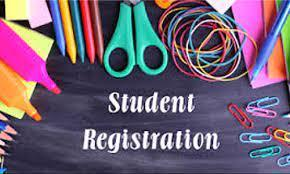 Student Registration Instructions for the 2021-2022 School Year Thumbnail Image