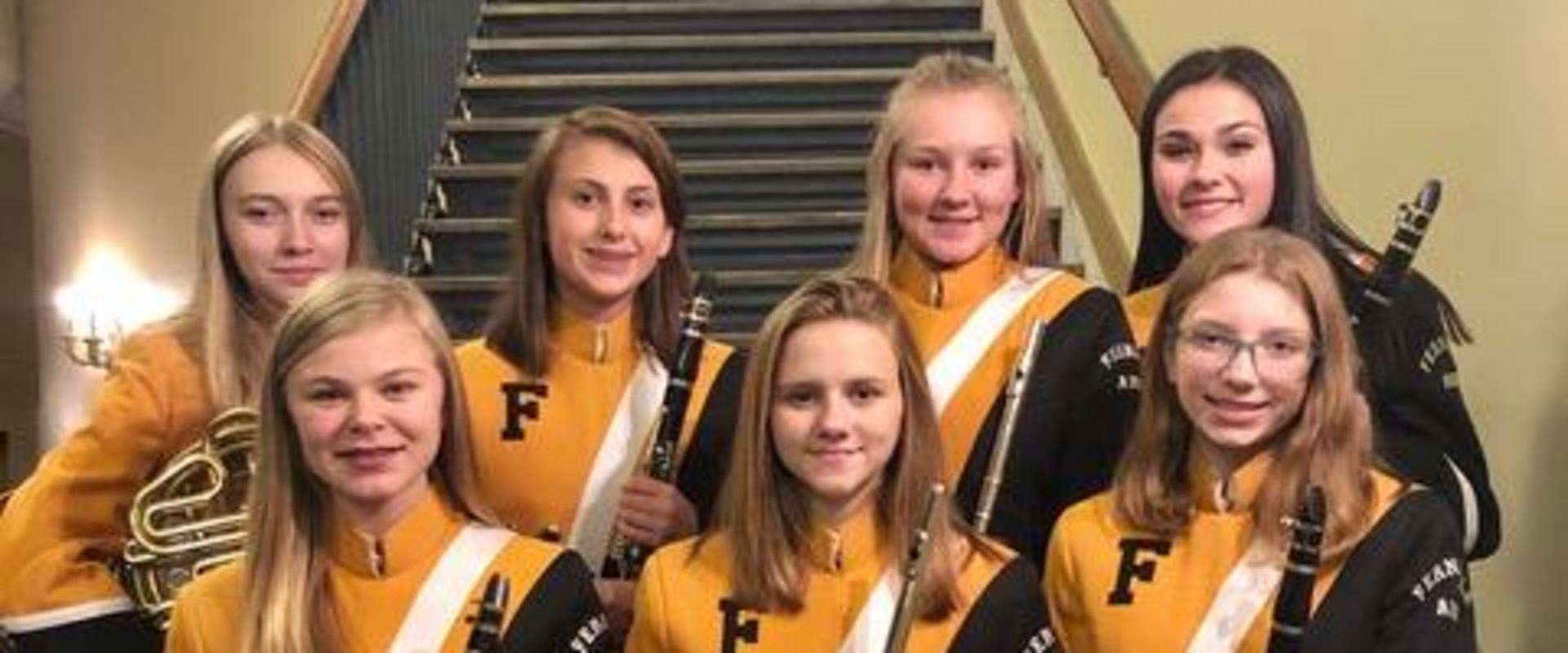 FASD Junior High County Band 2020