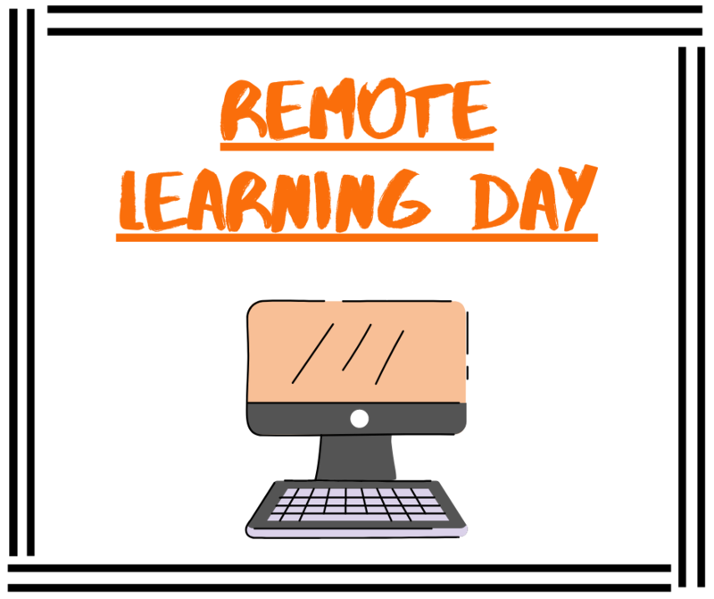 March 5th Remote Learning Day Information Featured Photo