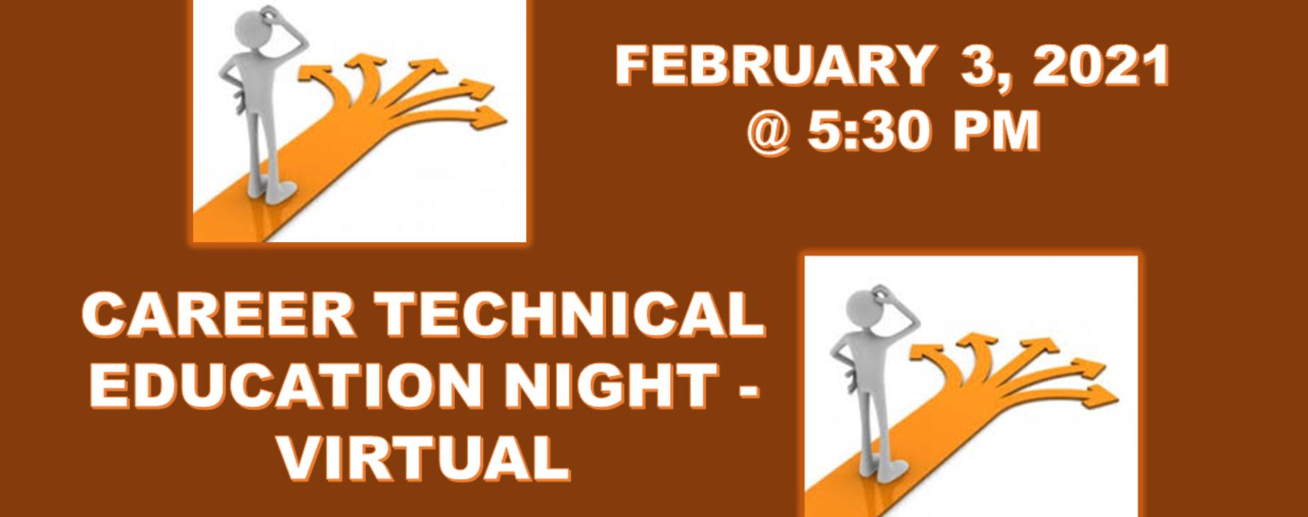 Career Technical Education Night