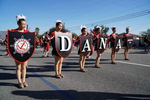 Dana Middle School Drill Team