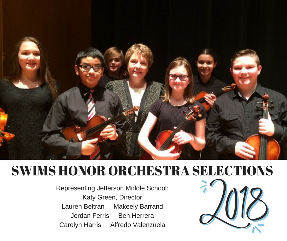 Orchestra Honors Photo