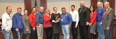 Lockheed Martin Recognized for Awarding $32,735 Project Lead the Way Grant to WSISD