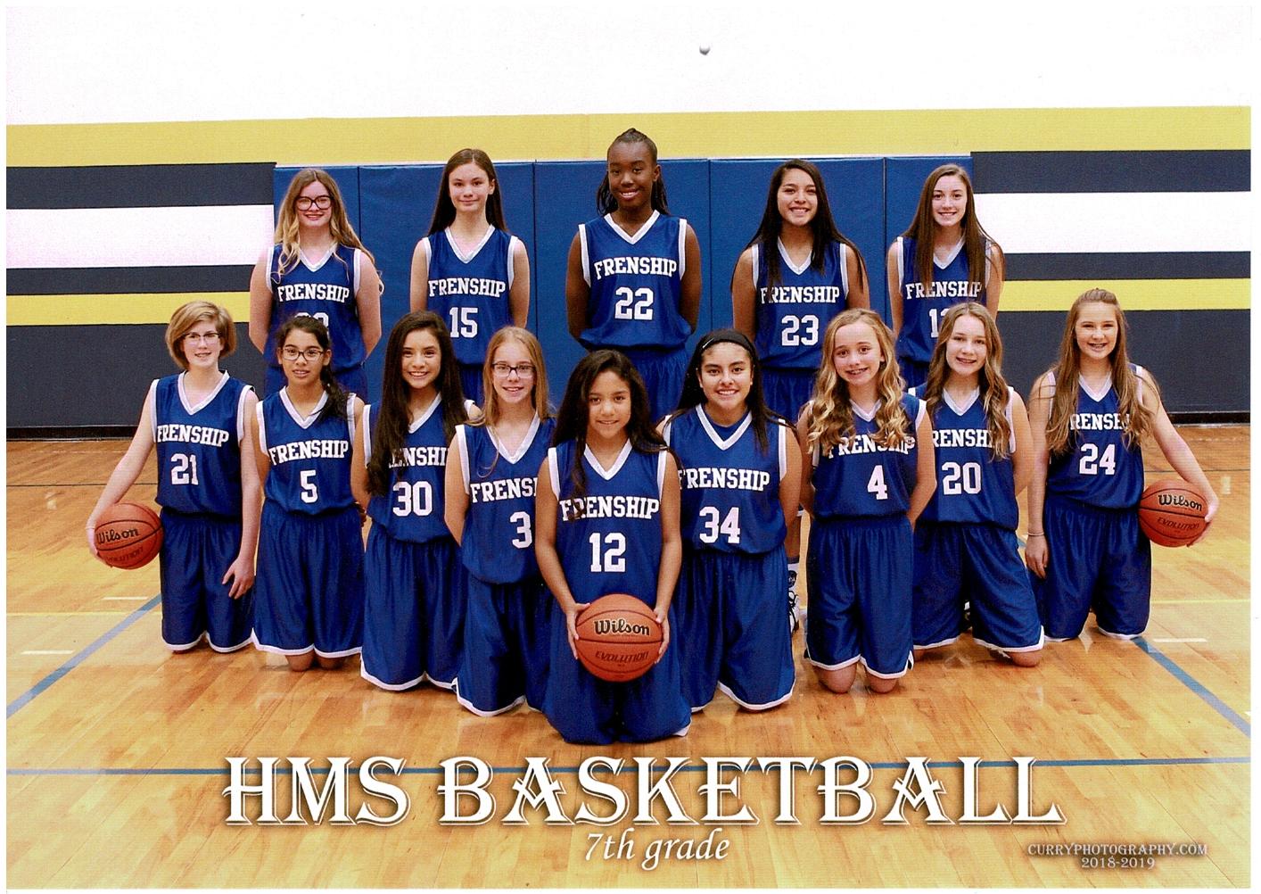 7th Basketball
