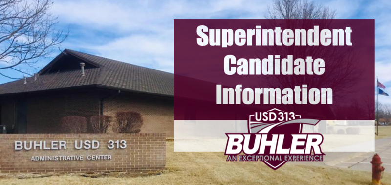 USD 313 BOARD OF EDUCATION TO INTERVIEW SUPERINTENDENT CANDIDATE Thumbnail Image