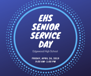 Senior Service Day
